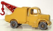 LESNEY MATCHBOX NO. 13 BEDFORD TOW TRUCK RARE MINT !