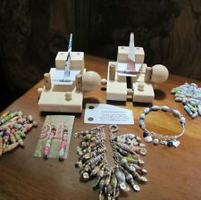 "V3 SLIDER Multi-Pin Paper Bead Roller Rolling Machine 1/16"" & 1/8"" Pins"