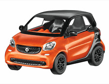 Model car 1:87 original Smart For Two Coupe orange black C 453 C453