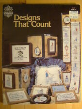 Designs That Count Cross Stitch Patterns Book 6 Gloria and Pat