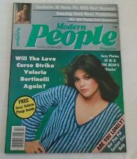 Modern People Magazine Vol. 15 No. 7, July 1981 Sexy Photos of BJ and The Bear's