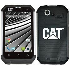 CATERPILLAR CAT B15Q IP67 RUGGED TOUGH BLACK UNLOCKED DUAL SIM GOOD CONDITION