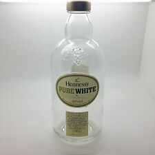 Rare Hennessy Collectible Pure White Cognac Empty Bottle!!!