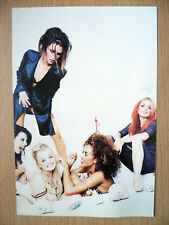 SPICE GIRLS Photograph- Five Members (approx. 6x4 inch)