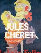 Fachbuch Jules Chéret (1836–1932) Jugendstil Plakatkunst Belle Epoque GANZ NEU