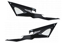 Ducati 848/1098/1198/S/R Underseat Side Panel Fairing Covers Carbon Fiber Fibre