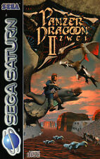 # Panzer Dragoon 2 (con imballo originale) - SEGA SATURN gioco-TOP #
