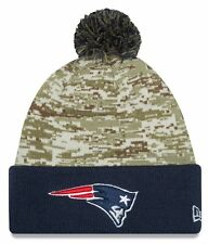 100% Authentic NWT New England Patriots NFL New Era Salute To Service ADULT Knit