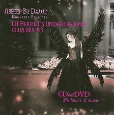 Various Artists : DJ Ferrets Underground Club Mix 3 CD (2009)