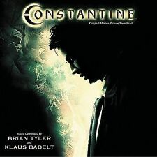 Constantine Soundtrack by Klaus Badelt/Brian Tyler cd SEALED