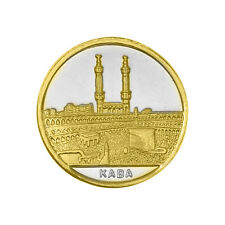 Kaba Partial Gold Polish Silver Coin of 100 Gram in 999 Purity / Fineness