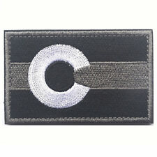 Colorado CO STATE FLAG US ARMY MORALE TACTICAL MILITARY BADGE HOOK VELCRO PATCH