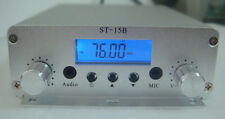 ST-15BV3 15W 76~108Mhz LCD Digital PLL stereo high-power FM transmitter
