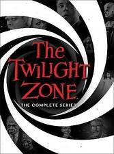 Twilight Zone: The Complete Series: DVD, 2016-25-Disc Set, FREE SHIPPING.