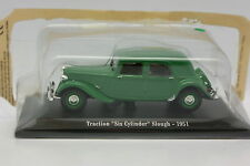 Universal Hobbies Presse 1/43 - Citroen Traction Six Cylinder Slough 1951