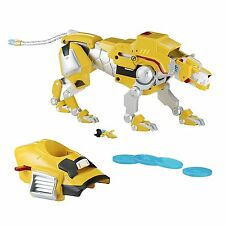 DreamWorks 2017 Voltron Legendary Defender Playmates 67002 Combinabe Yellow Lion