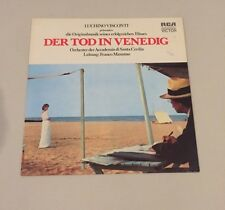 Der Tod in Venedig - Soundtrack OST- Vinyl Schallplatte LP