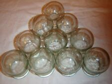 LOT of 10 Medical Glass Fire Cupping Chinese Massage Anti Cellulit  bankas CUPS