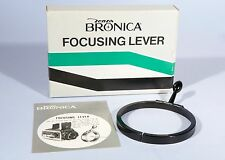 Zenza Bronica Focusing Lever * For: EC / S2A * Boxed & Mint
