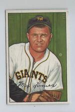 1952 BOWMAN # 110 MAX LANIER NICE CARD