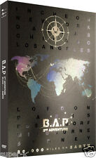 B.A.P 2nd ADVENTURE [30,000 MILES ON EARTH] 2014 CONTINENT TOUR DVD JAPAN ver.