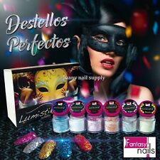fantasy nails Lumistik acrylic collection **Free 2 decorations**