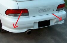 Brand New 1998-2001 Subaru JDM GC Rear Spats