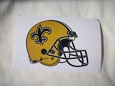 New Orleans Saints Toddler Rookie Helmet Fleece Hoodie - Gold