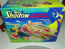 THE SHADOW Shiwan Khan SERPENT BIKE Mint SEALED Box BEAUTIFUL CONDITION