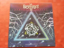 80's LP's Rose Royce Strikes Again (III) Whitfield K56527 Condition VG++    DLP1