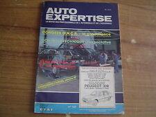 REVUE TECHNIQUE auto expertise PEUGEOT 309 3 et 5 portes essence et diesel