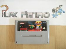 SUPER NINTENDO SNES DAFFY DUCK THE MARVIN MISSIONS SOLO CARTUCHO PAL UKV