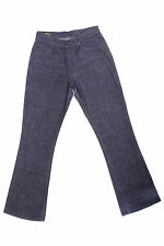 PEPE JEANS ADVANCED PRODUCTS LADIES HIPSTER DARK DENIM BOOTCUT W30 L32 UK12 GOOD