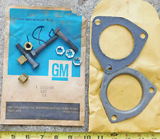 NOS GENERAL MOTORS EXHAUST PIPE FLANGE KIT CHEVY GMC TRUCKS NEW OEM