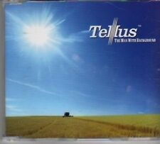 (BJ282) Tellus, The Man With Background - 1997 CD