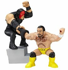 WWE Power Slammers Kane CM Punk Action Wrestling Starter Pack Mattel Ages 6+ Toy