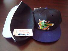 NORWICH NAVIGATORS FITTED SZ 7 3/4  BASEBALL MINOR LEAGUE 90'S  HAT CAP VINTAGE