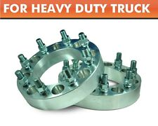 """2 Wheel Aapters 8 Lug Ford F250 Super Duty Spacers 2"""""""