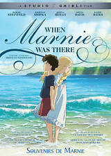When Marnie Was There DVD, 2015, Canadian