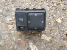 NISSAN NAVARRA D40 MODEL 05+ COMPLETE GREY CASING ELECTRIC DOOR MIRRRORS SWITCH