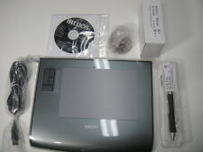 NEW in BOX Wacom Intuos 3 Digital Tablet 4x6 with PEN Stylus, Mouse Adobe Corel