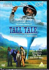 TALL TALE THE UNBELIEVEABLE ADVENTURE PATRICK SWAYZE DVD R4 NEW/SEALED