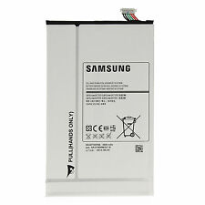 BATTERY ORIGINAL SAMSUNG SM-T700 T705 TABLET GALAXY TAB S 8.4 EB-BT705FBE