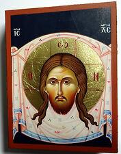 Hl.Antlitz Jesu Ikone Tuch Jesu Icon Holy face Icona Icone Ikona Mandylion икона