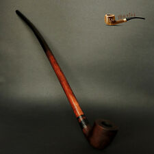"TOBACCO SMOKING PIPE Gandalf  Hobbit CHURCHWARDEN   EXTRA LONG 14""   Brown MATT"