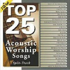 Top 25 Acoustic Worship Songs by