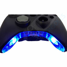 Xbox 360 PRE-WIRED Controller Bowtie / Mic Piece LED Mod (Blue)