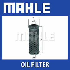 Mahle Oil Filter OX35 - Fits BMW - Genuine Part