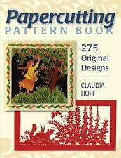 PAPERCUTTING PATTERN BOOK - CLAUDIA HOPF - Traceable Ideas