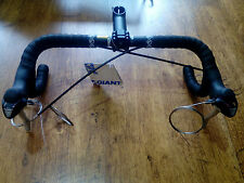 Shimano ST2300 3x8 STI gear & levier de frein set 420mm barres, tiges cables & ruban